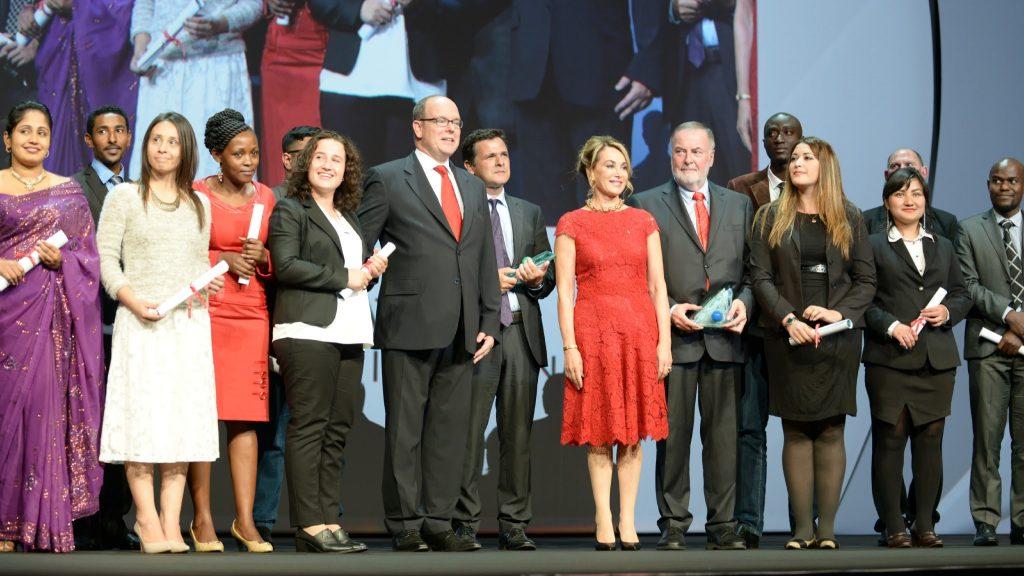 Cérémonie d'attribution de bourses du GIEC conjointement financée par la Fondation Cuomo et FPA2